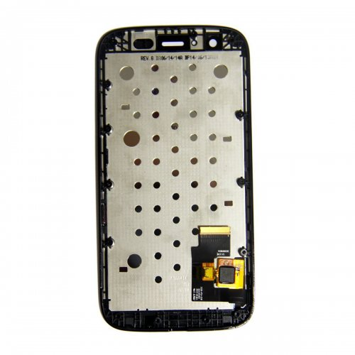 For Motorola Moto G XT1032 LCD Touch Screen Assembly With Black Frame