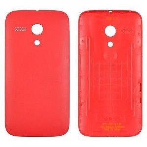 For Motorola Moto G XT1032 Battery Housing Cover -Red
