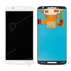 For Moto X Play XT1562 XT1561 XT1563 LCD with Digitizer Assembly White