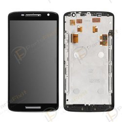 For Moto X Play XT1562 XT1561 XT1563 LCD with Frame Assembly Black