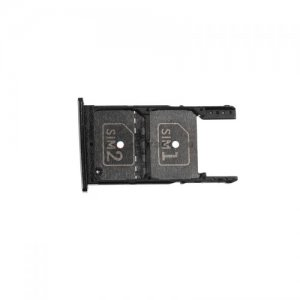 SIM Card Tray for Motorola Moto X Play Black