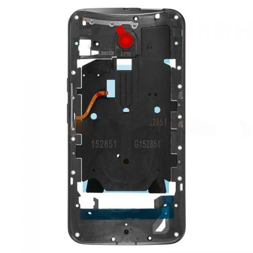 Middle Frame for Motorola Moto X Style Gray
