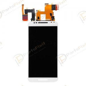 For Motorola Moto X Style XT1572 XT1570 XT1575 LCD with Digitizer White