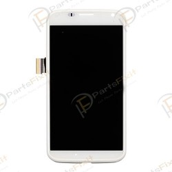 For Moto X XT1052 XT1058 XT1060 LCD with Digitizer Assembly White