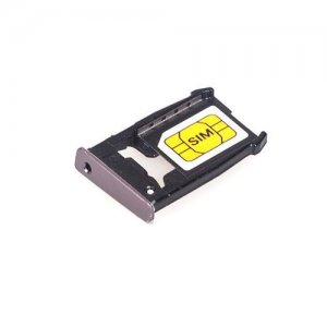 SIM Card Tray for Motorola X2 XT1085/XT1096/XT1097 Black