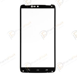 For Motorola Droid Turbo XT1254 Front Glass Lens Black