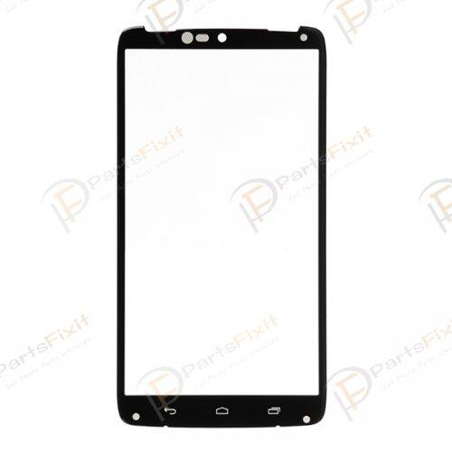 For Motorola Droid Turbo XT1254 Front Glass Lens Black