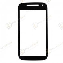 For Motorola Moto E2 XT1524 XT1511 Front Glass Black