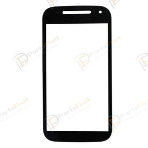 For Motorola Moto E2 XT1524 XT1511 Front Glass Black