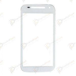 For Motorola Moto E2 XT1524 XT1511 Front Glass White