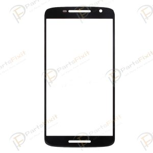 For Motorola Moto X Play XT1562 XT1561 Front Glass Len Black