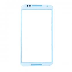 For Motorola Moto X Play XT1562 XT1561 Front Glass Len White