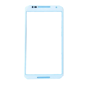 For Motorola Moto X Play XT1562 XT1561 Front Glass Len White