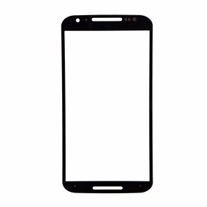 For Motorola Moto X2 XT1095 Front Glass Lens Black