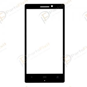 Front Glass Lens for Lumia 930 Black