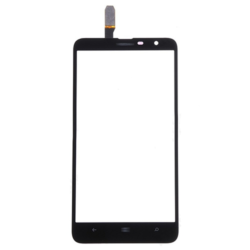 Digitizer Touch Screen for Nokia Lumia 1320 Black