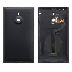 Battery Cover With Wireless Charging Coil for Nokia Lumia 1520 Black