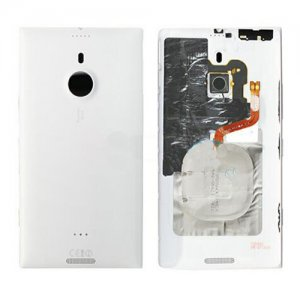 Battery Cover With Wireless Charging Coil for Nokia Lumia 1520 White