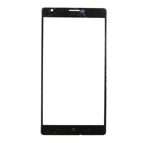Front Glass Lens for Nokia Lumia 1520 Black