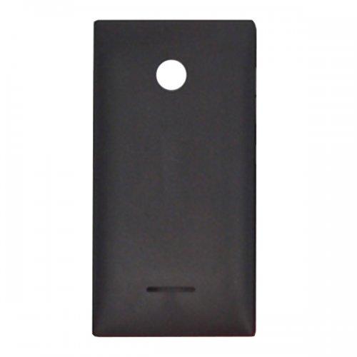 Battery Cover for Nokia Microsoft Lumia 435 Black