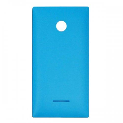 Battery Cover for Nokia Microsoft Lumia 435 Blue