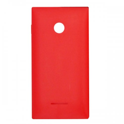Battery Cover for Nokia Microsoft Lumia 435 Red