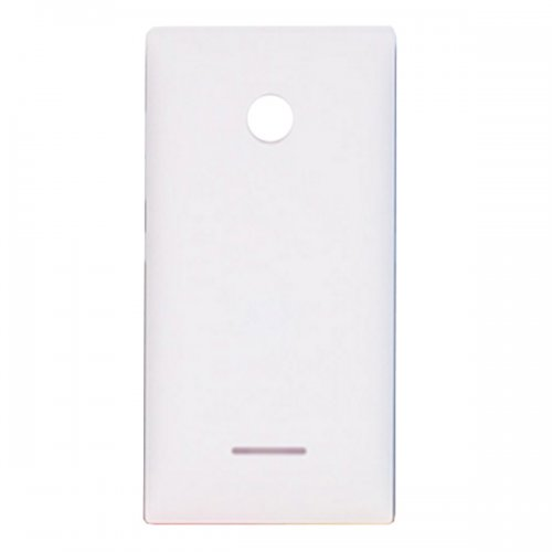 Battery Cover for Nokia Microsoft Lumia 435 White
