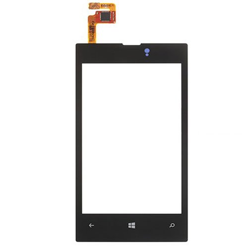 Digitizer Touch Screen for Nokia Lumia 520 Black