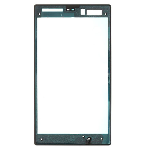 Front Housing for Nokia Lumia 520 Black
