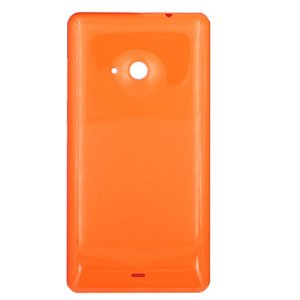 Battery Cover for Microsoft Lumia 535 Orange