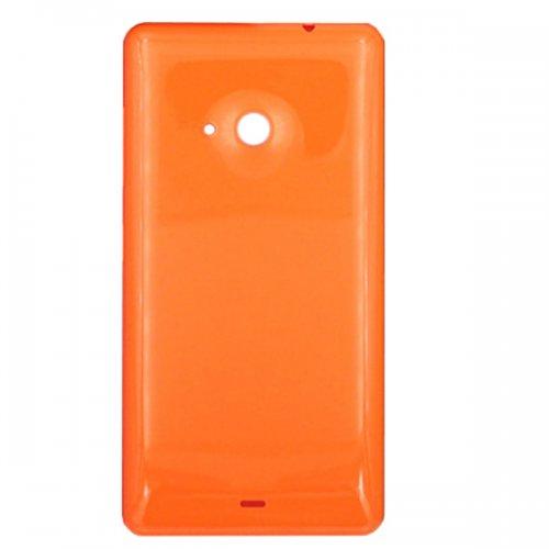 Battery Cover for Microsoft Lumia 535 Orange