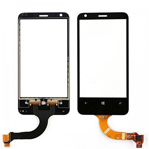 Touch Screen for Nokia Lumia 620 Black