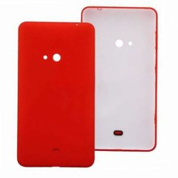 Battery  Cover for Nokia Lumia 625 Red