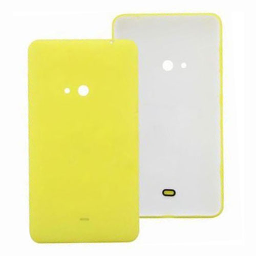 Battery  Cover for Nokia Lumia 625 Yellow