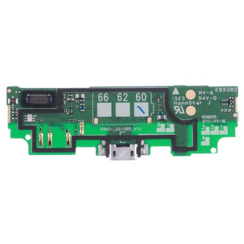 Charging Port PCB Board for Nokia Lumia 625