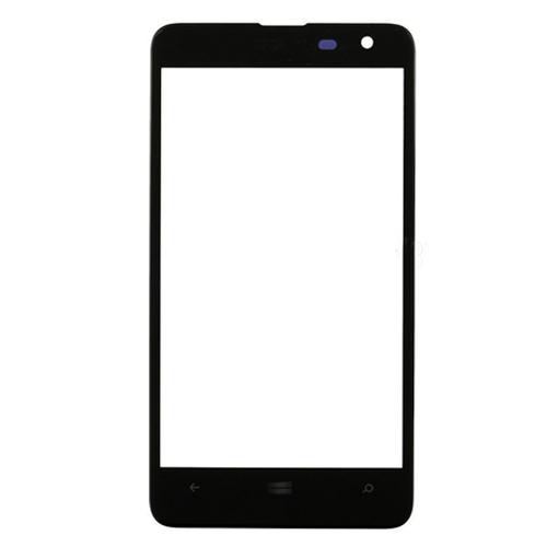 Glass Lens for Nokia Lumia 625 Black
