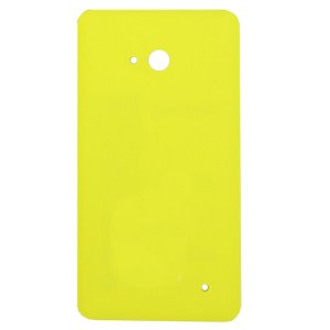Battery Cover for Nokia Lumia 640 Yellow