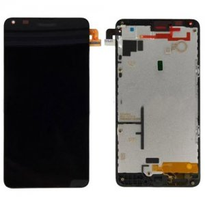 LCD Screen with Frame for Microsoft Nokia Lumia 640