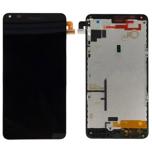 LCD Screen with Frame for Microsoft Nokia Lumia 64...