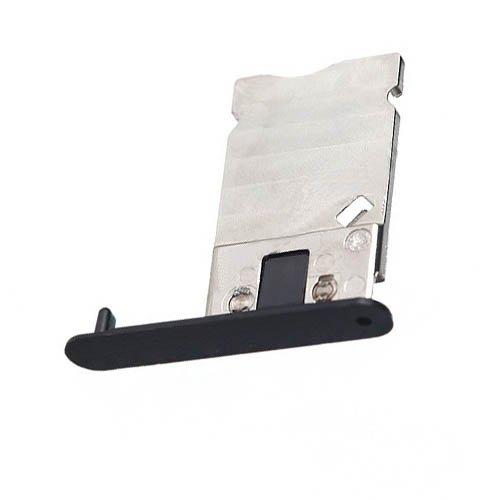 SIM Card Tray For Nokia Lumia 900 Black