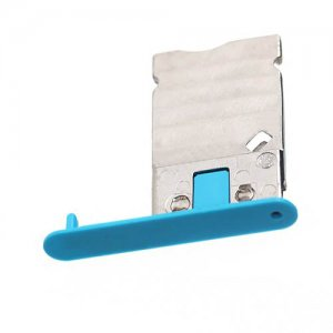For Nokia Lumia 900 SIM Card Tray Blue