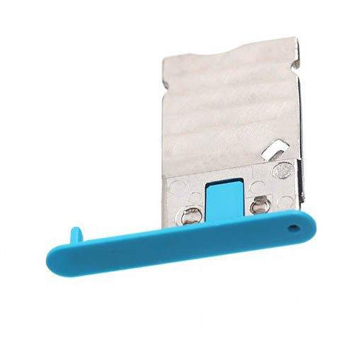 For Nokia Lumia 900 SIM Card Tray Blue