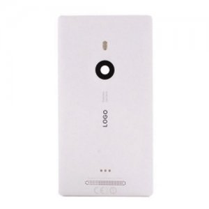 Battery Cover with Wireless Charging Flex Cablefor Nokia Lumia N925 White