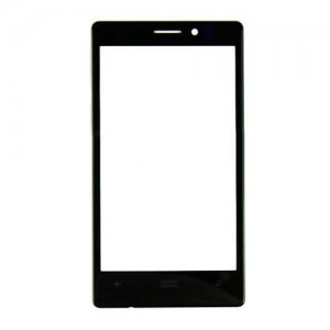 Front Glass for Nokia Lumia 925 Black