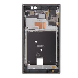 Front Housing for Nokia Lumia 925 Black
