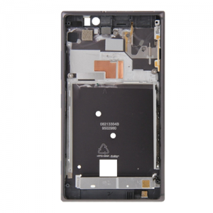 Front Housing for Nokia Lumia 925 Black