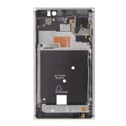 Front Housing for Nokia Lumia 925 Silver