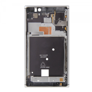Front Housing for Nokia Lumia 925 Silver