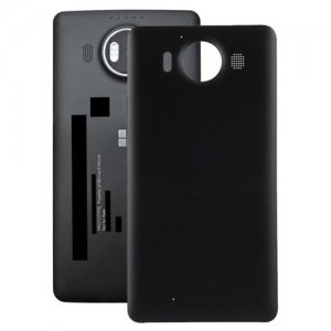 Battery Cover With Side Keys for Microsoft Lumia 950 Black