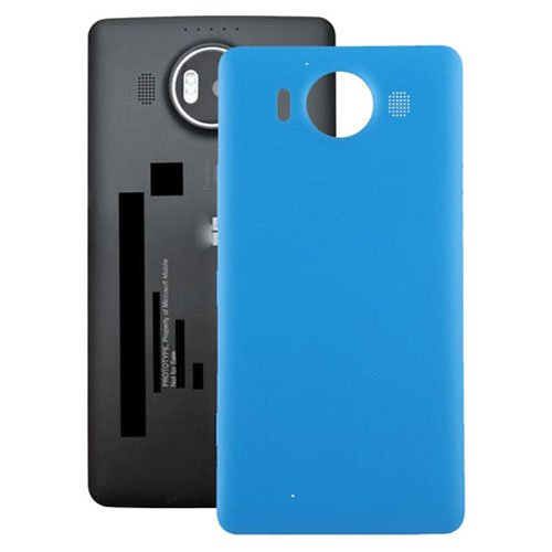 Battery Cover With Side Keys for Microsoft Lumia 950 Blue